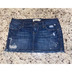 Abercrombie and Fitch skirt, size 27/28